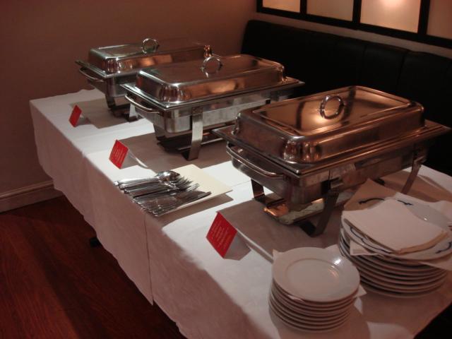 Spakenburgs buffet