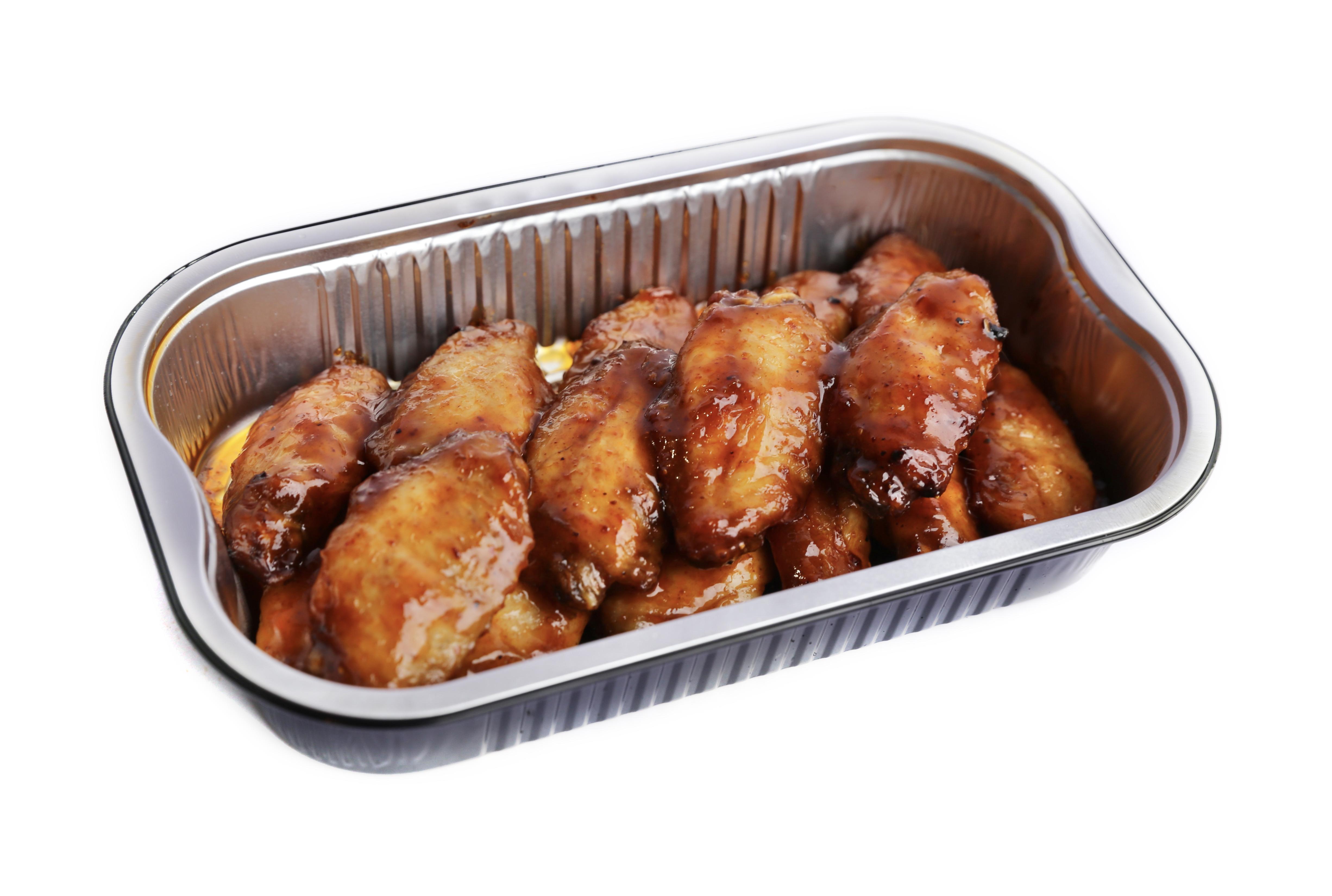 Gemarineerde kippenvleugels